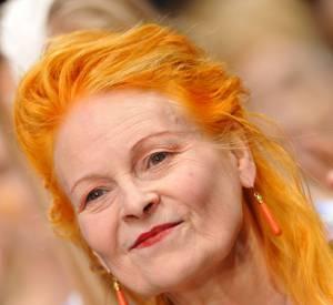 Et ce c'est pas Vivienne Westwood qui contredira Chip Bergh, puisqu'elle aussi, essaie de se servir le moins possible de la machine à laver.