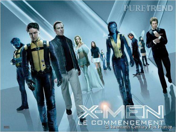 """""""X Men : Le commencement"""" ce soir sur TF1."""