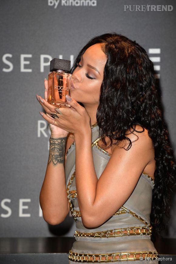 RihannaAmoureuse Des ParfumLe 2014 Au Son Juin Sephora De 4 qSzpUMV