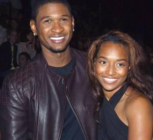 A l'époque du succès des TLC, Rozonda Thomas (alias Chilli) sortait avec Usher.