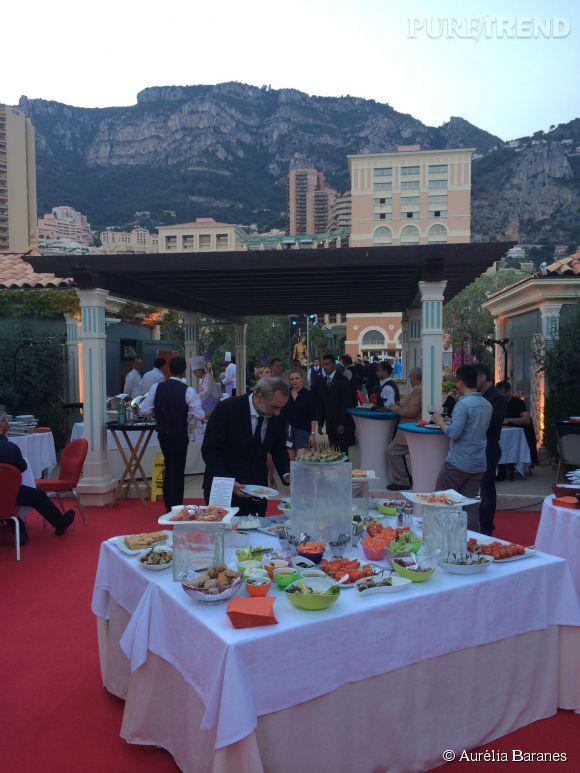 La soirée Syfy et Universal au Festival de TV de Monte-Carlo 2014
