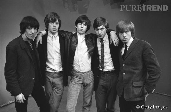 """Les Rolling Stones ont sorti leur premier single """"Come On"""" en 1963."""