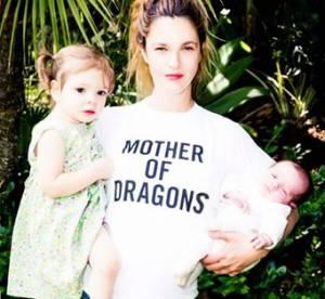 Drew Barrymore, très amaigrie 2 mois après son accouchement