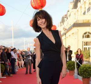 Sophie Marceau, la touche glamour du festival du film romantique de Cabourg 2014