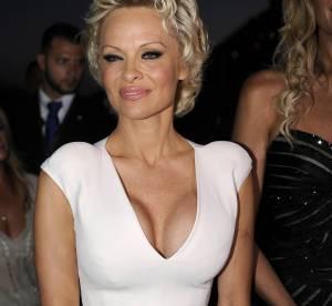 Pamela Anderson : un décolleté XXL au festival du Film de Taormine en Sicile