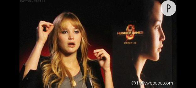 En interview, Jennifer Lawrence est vraiment très drôle.
