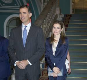 Letizia Ortiz : première sortie officielle en tant que Reine d'Espagne