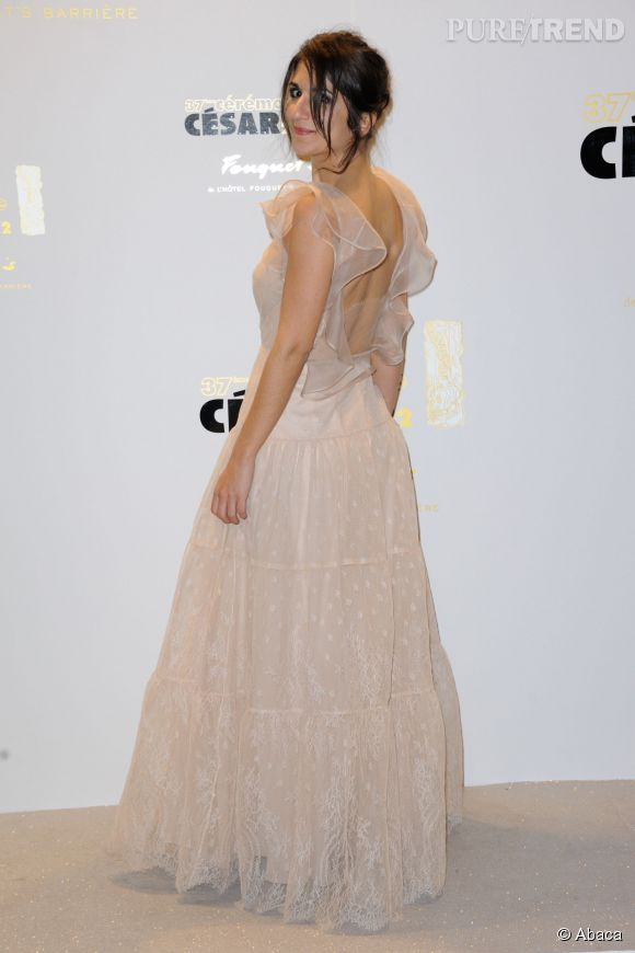 Géraldine Nakache en 2012.