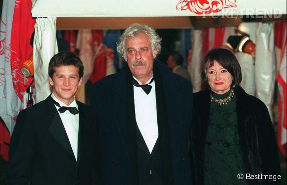 Guillaume Canet en février 1997.