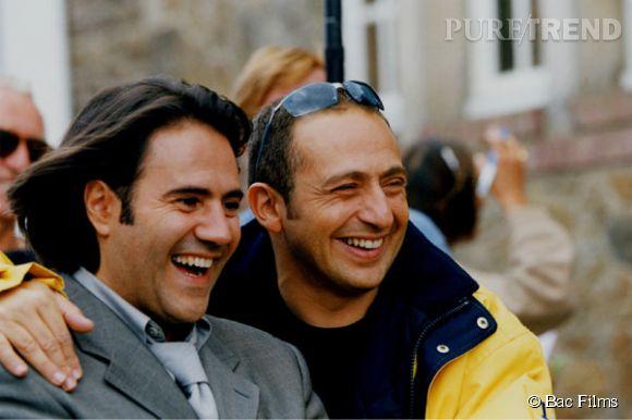 """""""Quelqu'un de bien"""" avec José Garcia et Patrick Timsit."""