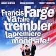 """Lorànt Deutsch, Patrick Timsit et Thierry Lhermitte dans le film """"L'Américain""""."""