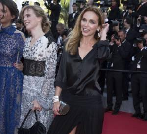 Claire Keim, la séduction douce du Festival de Cannes 2014.