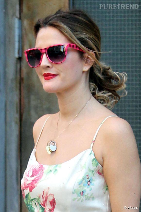 Drew Barrymore, le summer look qui donne envie.