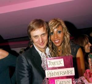 David Guetta et Cathy Guetta en 2005.