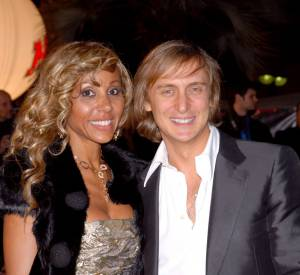 Cathy et David Guetta aux NRJ Music Awards 2007.