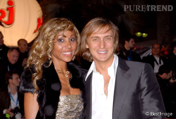 Cathy et David Guetta aux NRJ Music Awards 2007.