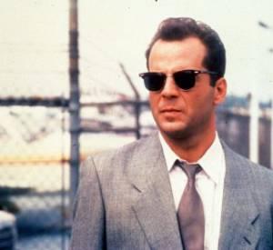 """Bruce Willis alias David Addison dans """"Claire de Lune""""."""