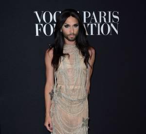 Conchita Wurst : la vraie star de la Fashion Week Haute Couture ?