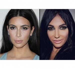 Kim Kardashian : une fan dépense 23 000 euros pour être son sosie !