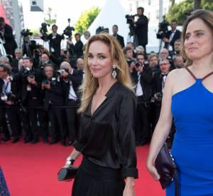 Claire Keim au Festival de Cannes 2014.