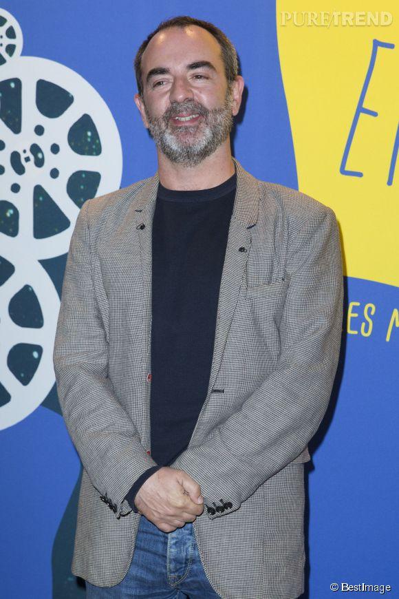 """Bruno Solo, auteur d'un livre """" Petites et grandes histoires du cinéma"""",  sorti en mai 2014."""