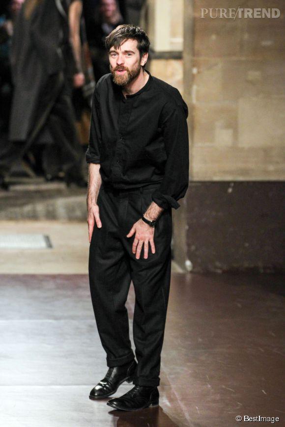 Christophe Lemaire quitte la maison Hermès pour se consacrer à sa propre marque.