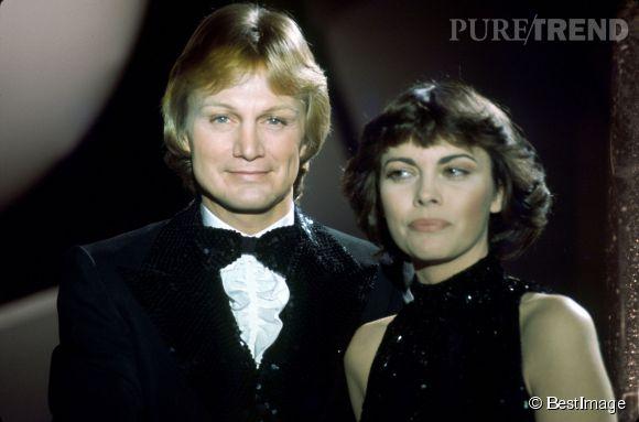 """Mireille Mathieu et Claude François ont eu le même coiffeur """"dingue"""" du bruching en 1977."""
