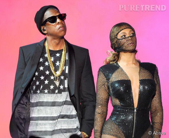 Jay-Z et Beyoncé mais qu'en est-il vraiment entre les deux stars en 2014 ?