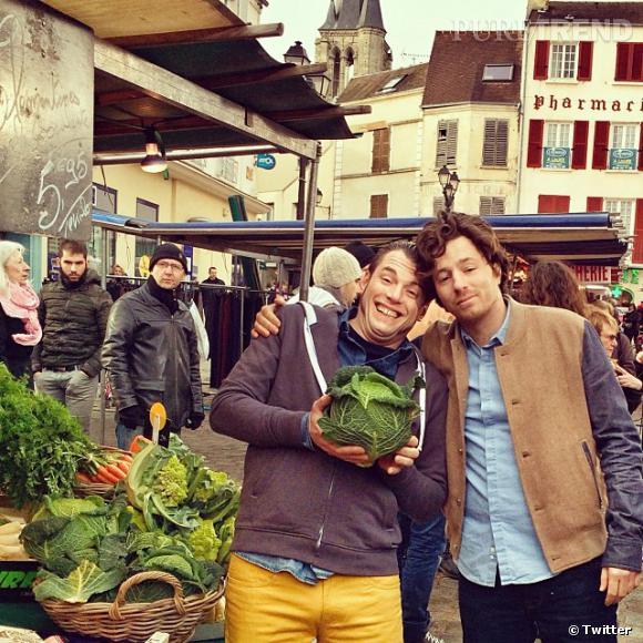 Norbert et Jean de TopChef : c'est la fin de leur duo comique et gourmand.