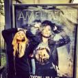 Amel Bent, la chanteuse se payait récemment un changement capillaire radical.