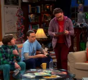 "Le b^tisier inédit de ""The Big Bang Theory"" saison 7dévoilé par CBS"