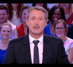 """Mathilde Serrell rejoindra Antoine de Caunes sur le plateau du """"Grand Journal""""."""