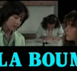 """""""La Boum"""" avec Sophie Marceau et Sheila O'Connor."""