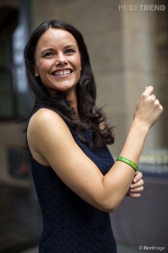 Sofia Hellqvist, une future princesse super canon qui n'a pas un parcours classique.