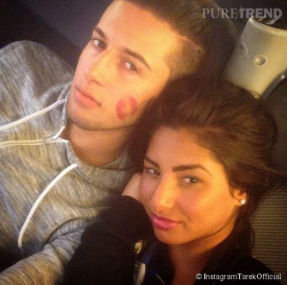 Tarek Benattia dément être marié avec sa petite amie Kenza.