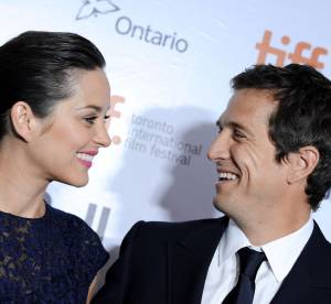 Marion Cotillard et Guillaume Canet : les  looks du couple sur red carpet !