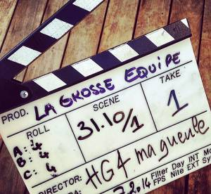 Hollywood Girls 4 : les coulisses du tournage avec Amélie Neten et Louise Buffet