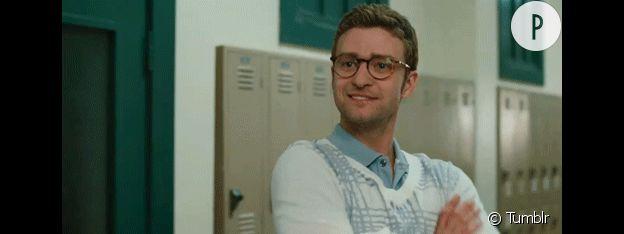 "Justin Timberlake dans ""Bad Teacher""."