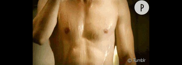 "Ian Somerhalder dans ""Vampire Diaries""."