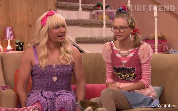 Taylor Swift, l'une des victimes des jeux idiots de Jimmy Fallon.