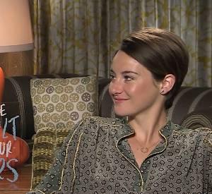 """Shailene Woodley et Ansel Elgort : l'interview exclu pour """"Nos étoiles contraires""""."""