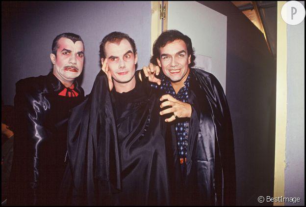 Les Inconnus/Les Trois frères