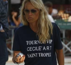 Cécile de Ménibus : la plus sexy des joueuses de pétanque à Saint-Tropez
