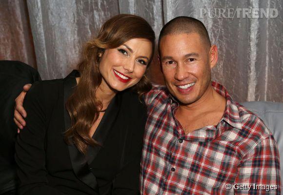 Stacy Keibler et Jared Pobre, heureux parents d'une petite fille née le 20 août 2014.