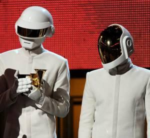 Daft Punk : ils dévoilent leurs visages au cinéma !