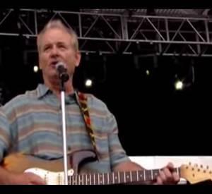 Bill Murray et Eric Clapton.