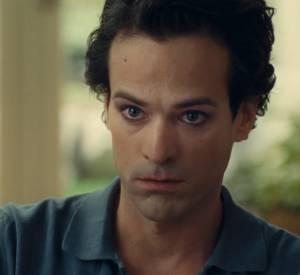 """Romain Duris joue un jeune veuf doté d'un lourd secret dans """"Une nouvelle amie""""."""