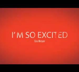 "Clara Morgane - ""I'm So Excited"""