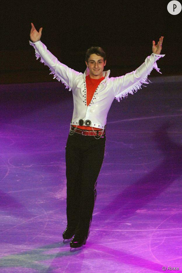 Brian Joubert en 2007.