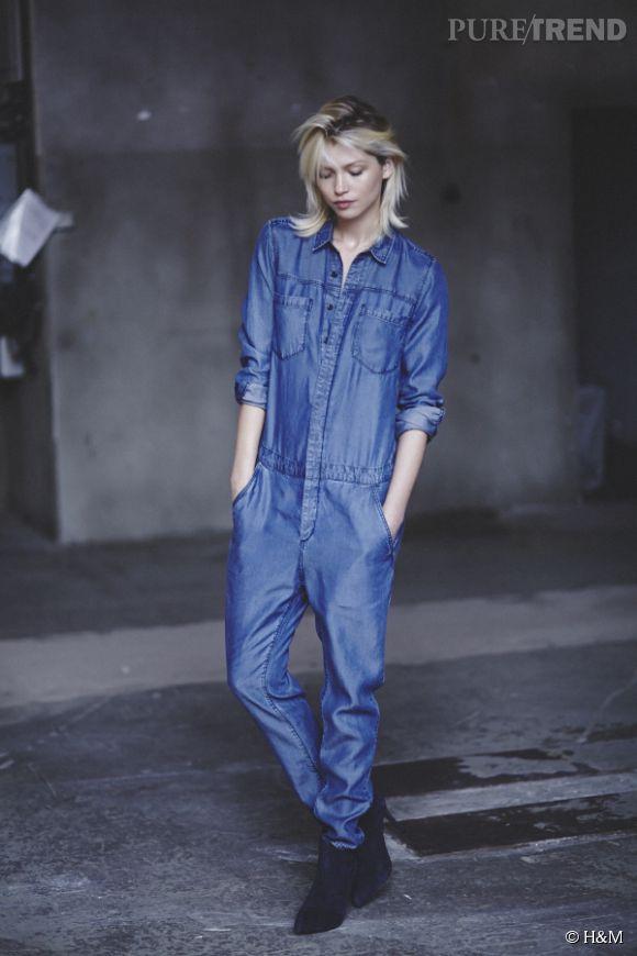 H&M parie sur le jean avec sa nouvelle ligne Conscious Denim.